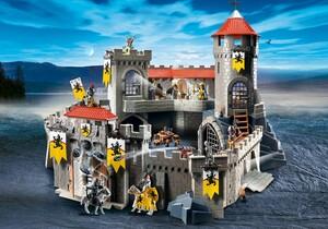 Acheter playmobil 4865 ch teau fort des chevaliers du lion for Playmobil 4865 prix