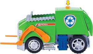 acheter pat 39 patrouille camion de recyclage de rocky sons et lumi res paw patrol pat. Black Bedroom Furniture Sets. Home Design Ideas