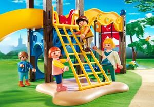 acheter playmobil 5568 parc pour enfants avec jeux juin 2015 joubec acheter jouets et jeux. Black Bedroom Furniture Sets. Home Design Ideas