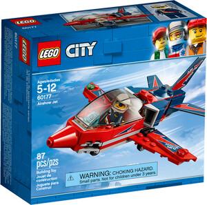 LEGO LEGO 60177 City Le jet de voltige 673419279758