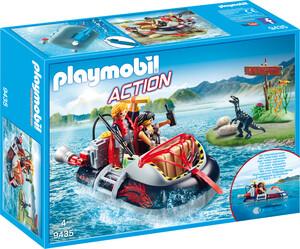 Playmobil Playmobil 9435 Aéroglisseur et moteur submersible 4008789094353