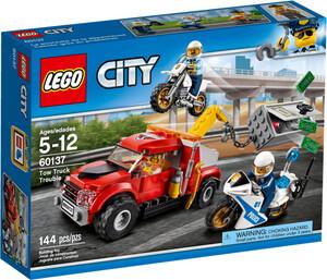 LEGO LEGO 60137 City La poursuite du braqueur 673419263801