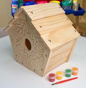 Acheter d corer et b tir cabane oiseaux en bois melissa for Articles de maison anglo canadian s e c