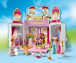 Playmobil Playmobil 4898 Coffret transportable Cour royale 4008789048981