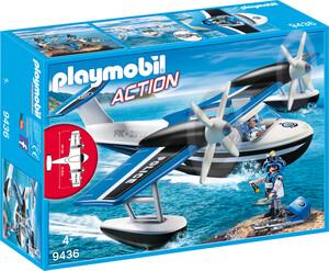Playmobil Playmobil 9436 Hydravion de police 4008789094360