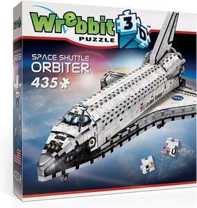 Wrebbit Casse-tête 3D Navette Spatiale Orbiteur (435pcs) 665541010088