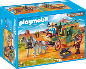Playmobil Playmobil 70013 Diligence du Far West 4008789700131