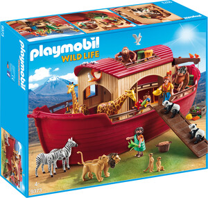 Playmobil Playmobil 9373 Arche de Noé avec animaux 4008789093738