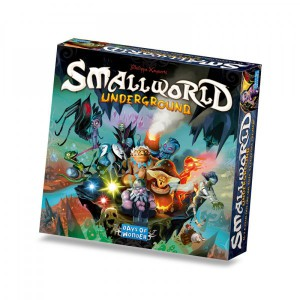 Days of Wonder Small World Underground (fr) base 824968726891