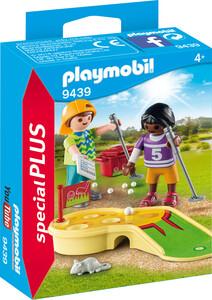 Playmobil Playmobil 9439 Enfants et minigolf 4008789094391