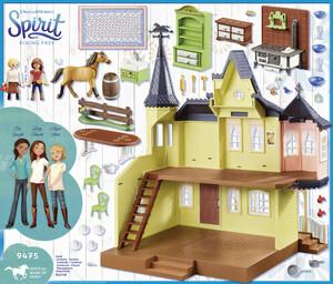 acheter playmobil 9475 spirit maison de lucky joubec acheter jouets et jeux au qu bec et. Black Bedroom Furniture Sets. Home Design Ideas