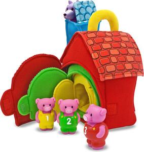 Acheter Ensemble De Jeu Trois Petits Cochons Melissa Doug