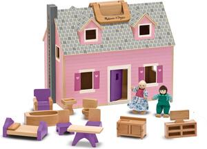 Acheter maison de poup e en bois pliante et portative for Acheter maison en bois