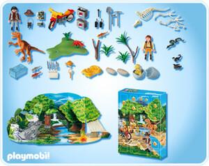 acheter playmobil 4162 calendrier de l 39 avent explorateur joubec acheter jouets et jeux au. Black Bedroom Furniture Sets. Home Design Ideas