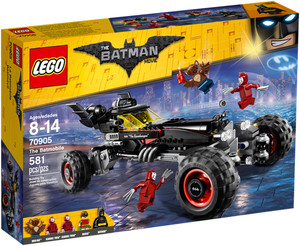 LEGO LEGO 70905 Super-héros La Batmobile, LEGO Batman le film 673419267144