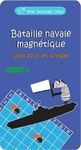 Purple Cow Jeu voyage magnétique bataille navale 7290014368149
