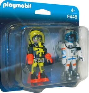 Playmobil Playmobil 9448 Duo Astronautes 4008789094483