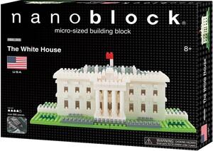 acheter nanoblock maison blanche washington d c tats unis joubec acheter jouets et jeux. Black Bedroom Furniture Sets. Home Design Ideas
