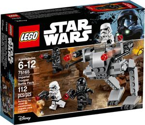 LEGO LEGO 75165 Star Wars Ensemble de combat des soldats de l'Empire 673419265553