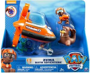 Pat' Patrouille (PAW Patrol) Pat' Patrouille activités de bain Zuma (PAW Patrol) 778988113790
