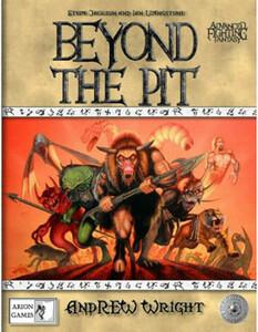 Cubicle 7 Advanced Fighting Fantasy (en) Beyond the Pit