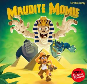 Maudite momie - jeu d'ambiance LaPouleAPoisfr