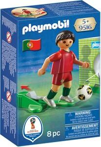 Playmobil Playmobil 9516 Joueur de soccer Portugais 4008789095169