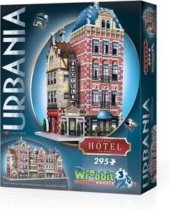 Wrebbit Casse-tête 3D Urbania hôtel (295pcs) 665541005015