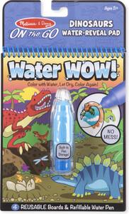 Melissa & Doug Water Wow révélé à l'eau dinosaure de voyage Melissa & Doug 9315 000772093156