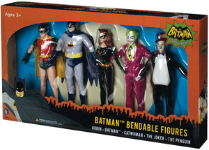 Prochaines figurines Batman Dc direct