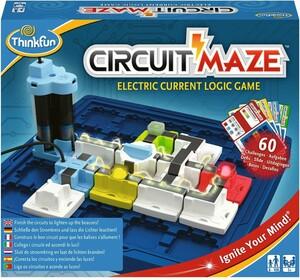 ThinkFun Circuit Maze (fr/en) jeu de logique courant électrique 4005556763412