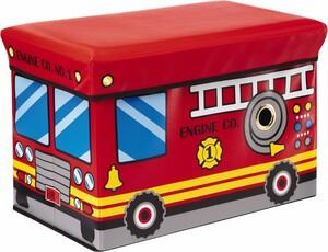 acheter coffre jouets camion de pompier kidoozie joubec acheter jouets et jeux au qu bec. Black Bedroom Furniture Sets. Home Design Ideas