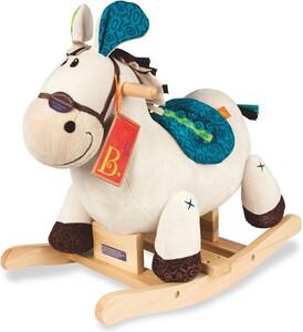 Acheter Cheval à bascule peluche (Rodeo Rocker)