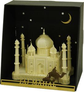 "Paper Nano Paper Nano Taj Mahal 3.625x2.375x3.625"", Inde 4560454260468"