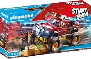 Playmobil Playmobil 70549 Stuntshow 4 x 4 de cascade Taureau (janvier 2021) 4008789705495