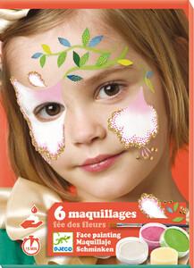 Djeco Coffret de maquillage fée des fleurs (fr/en) 3070900092044