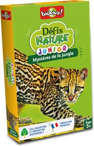 Bioviva Défis Nature - Mystères de la jungle (fr) 3569160280235