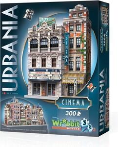 Wrebbit Casse-tête 3D Urbania cinéma (300pcs) 665541005022