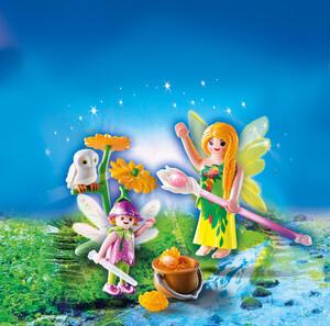 Playmobil Playmobil 9208 Oeuf Fées avec chaudron magique 4008789092083