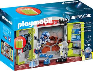 Playmobil Playmobil 70110 Coffret transportable Station spaciale 4008789701107