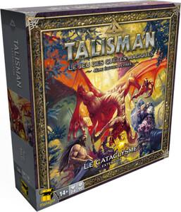 Matagot Talisman 4e édition (FR) Le cataclysme 3760146649101