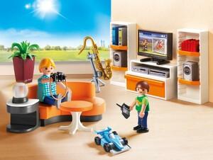 Playmobil Playmobil 9267 Salon équipé 4008789092670