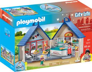 Playmobil Playmobil 70111 Restaurant transportable 4008789701114