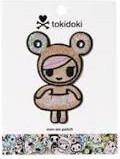 tokidoki Donutella patch à repasser 818310025909