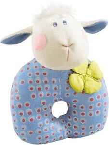 Acheter hochet en tissu agneau haba joubec acheter jouets et jeux au qu b - Achat de tissus en ligne canada ...