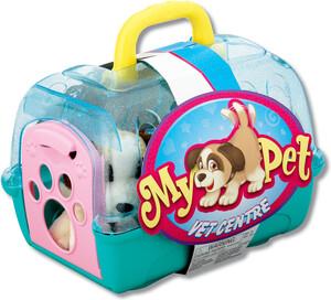acheter trousse de v t rinaire avec cage et chien en peluche keenway joubec acheter jouets. Black Bedroom Furniture Sets. Home Design Ideas