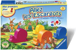 Ravensburger Allez les escargots (fr) 4005556219551