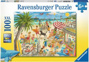 Ravensburger Casse-tête 100 XXL Soleil à Shelly 4005556108428