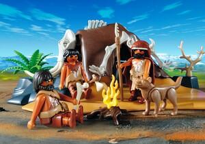 acheter playmobil 5101 tente de squelette de mammouth et hommes pr historiques mai 2012. Black Bedroom Furniture Sets. Home Design Ideas