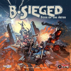 CMON B-Sieged Sons of the Abyss (en) base 889696000651